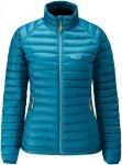 Rab Damen Microlight Jacke Blau XS