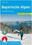 Rother Bayerische Alpen Skitourenführer