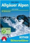 Rother Allgäuer Alpen und Lechtal Skitourenführer