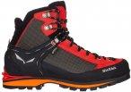 Salewa Herren Crow GTX Schuhe (Größe 44, Rot)