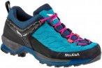 Salewa Damen MTN Trainer Schuhe (Größe 37, 36.5, Blau)   Zustiegsschuhe & Mult