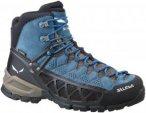 Salewa Alp Flow Mid GTX Schuhe Blau 41, 41.5