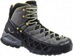 Salewa Alp Flow Mid GTX Schuhe Grau 40.5