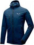Salewa Herren Puez DST Jacke Blau XL