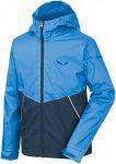 Salewa Kinder Puez 2 Jacke (Größe 176, Blau) | Hardshelljacken & Regenjacken >
