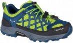 Salewa Kinder Wildfire Schuhe (Größe 33, Grün) | Zustiegsschuhe & Multifunkti
