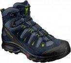 Salomon Herren Quest Prime GTX Schuhe Blau 41, 41.5