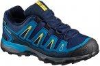 Salomon Kinder X-Ultra GTX Schuhe (Größe 33, Blau) | Zustiegsschuhe & Multifun