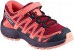Salomon Kinder XA Pro 3D Schuhe (Größe 32.5, 33, Rot)   Zustiegsschuhe & Multi
