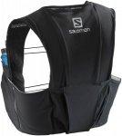 Salomon S-Lab Sense Ultra 8 Set Trailrunningrucksack (Schwarz) | Trailrunningruc