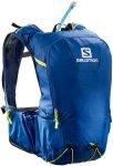 Salomon Skin Pro 15 Set Trinkrucksack Blau
