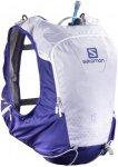 Salomon Skin Pro 15 Set Trinkrucksack Weiß