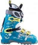 Scarpa Damen Gea Skitourenstiefel (Größe 36.5, Schwarz) | Tourenskischuhe > Da
