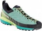 Scarpa Damen Mescalito Schuhe (Größe 39, Blau)   Zustiegsschuhe & Multifunktio