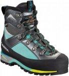 Scarpa Damen Triolet GTX Schuhe (Größe 38.5, Türkis)