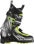 Scarpa F1 EVO Tronic Skitourensstiefel (Schwarz) | Tourenskischuhe