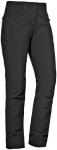 Schöffel Damen Engadin Hose (Größe XL, Schwarz)