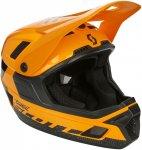 Scott Nero Plus CE & CPSC MIPS Fahrradhelm (Größe M, Orange)