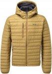 Sherpa Adventure Gear Herren Nangpala Hooded Jacke Gelb S