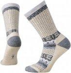 Smartwool Damen Cozy Cabin Crew Socke Beige 36, 34, 35, 37