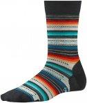 Smartwool Damen Margarita Socken (Größe 36, 34, 35, 37, Schwarz) | Kniestrümp