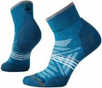 Smartwool Damen PhD Outdoor Light Mini Socken (Größe 36, 34, 35, 37, Blau) | F