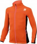 Sportful Kinder Light Softshell Jacke (Größe 164, Orange)