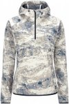 Super.Natural Damen Comfort Printed Anorak Grau L