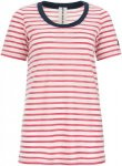 Super.Natural Damen Oversize Printed T-Shirt (Größe M, Rot) | T-Shirts Merino