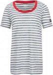 Super.Natural Damen Oversize Printed T-Shirt (Größe M, Schwarz)