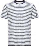 Super.Natural Herren Relax Printed T-Shirt Weiß L