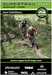 Supertrail Map Jura/Solothurn - MTB