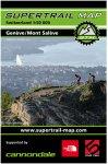 Supertrail Map Genève / Mont Salève - MTB