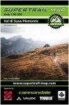 Supertrail Map Val Di Susa/Piemonte - MTB