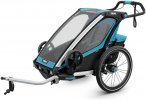 Thule Chariot Sport 1 Kinderanhänger Blau