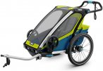 Thule Chariot Sport 1 Kinderanhänger Grün