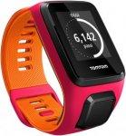 TomTom Runner 3 Cardio GPS Uhr Orange