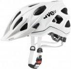 Uvex Herren Stivo CC Fahrradhelm Weiß