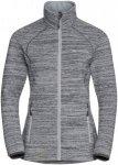 Vaude Damen Rienza II Jacke (Größe XL, Grau)