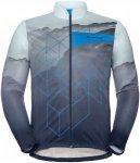Vaude Herren Matera Wool Trikot Blau XL