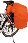 Vaude Regenhülle für Dreifach-Radtasche (Orange) | Fahrradtaschen