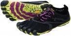 Vibram Damen V-Run FiveFingers Schuhe (Größe 40, 39.5, Schwarz)