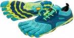 Vibram Damen V-Run FiveFingers Schuhe Türkis 36, 35.5
