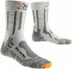 X-Socks Trekking Alpaca Socken Grau 45, 46, 47