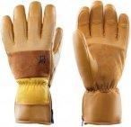 Zanier Gloves Prestige Handschuhe (Größe M, Beige) | Skihandschuhe