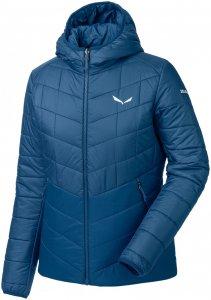 Salewa Damen Fanes TW Hooded Jacke Blau L