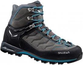 Salewa Damen MTN Trainer Mid L Schuhe Grau 40