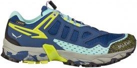 Salewa Damen Ultra Train GTX Schuhe Blau 40.5