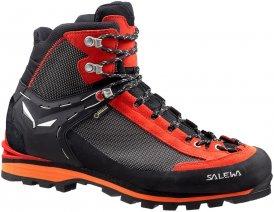 Salewa Herren Crow GTX Schuhe Rot 44, 43.5
