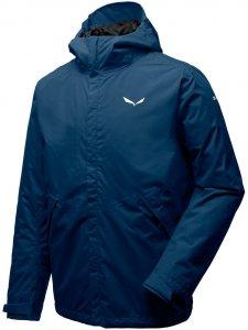 Salewa Herren Puez PTX 2L Jacke Blau M
